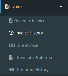 Convert quotes into invoices with one click